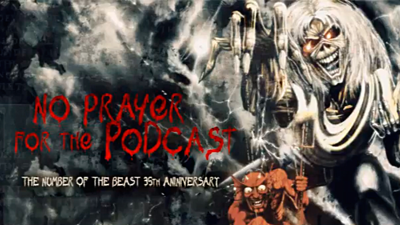 No Prayer for the Podcast 17