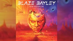 "Blaze Bayley anuncia su nuevo álbum de estudio, ""War Within Me""."