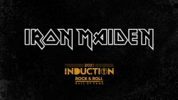 Iron Maiden fue nominado para ingresar al Rock and Roll Hall of Fame.